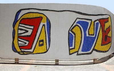 Bimural Fernand Léger UCV