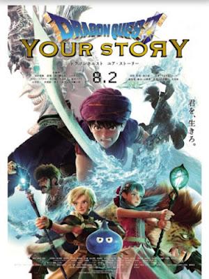 Dragon Quest: Tu historia en Español Latino