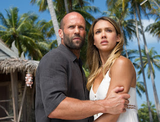 Jason Statham Jessica Alba Mechanic Resurrection 2016 action movie