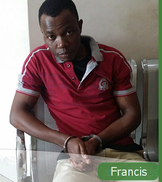 nigerian footballer jailed drug trafficking