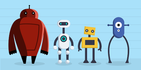 Các loại bot trên các công cụ tìm kiếm khác nhau sẽ có cách thu thập thông tin khác nhau