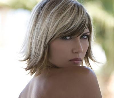 فتاة شقراء جميلة بنت beautiful blonde woman hot girl