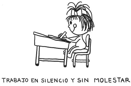 Trabajar en silencio