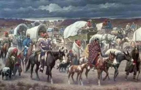 Red Indian Adalah Suku Kaum Yang Kebanyakannya Beragama Islam