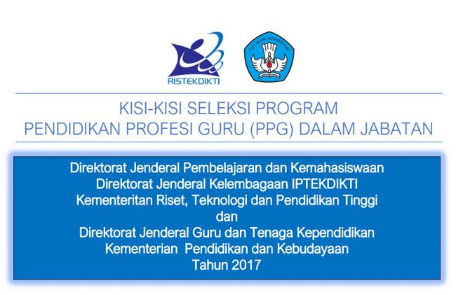 Kisi-Kisi Soal Profesional Seleksi PPG 2017.pdf