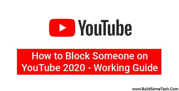How to Block Someone on YouTube Channel