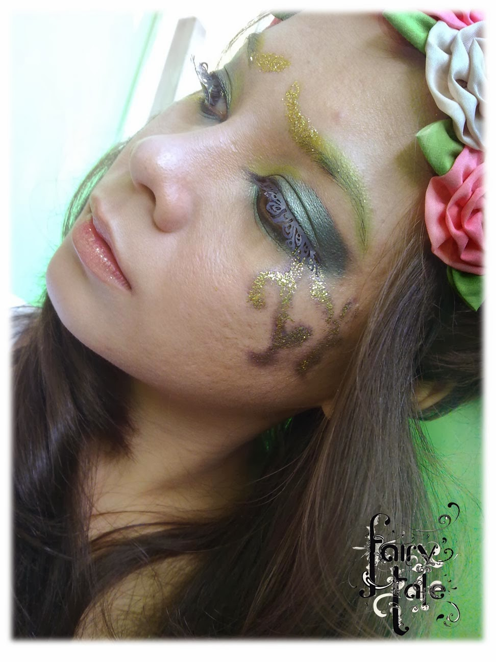 ANGEL MAKE UP