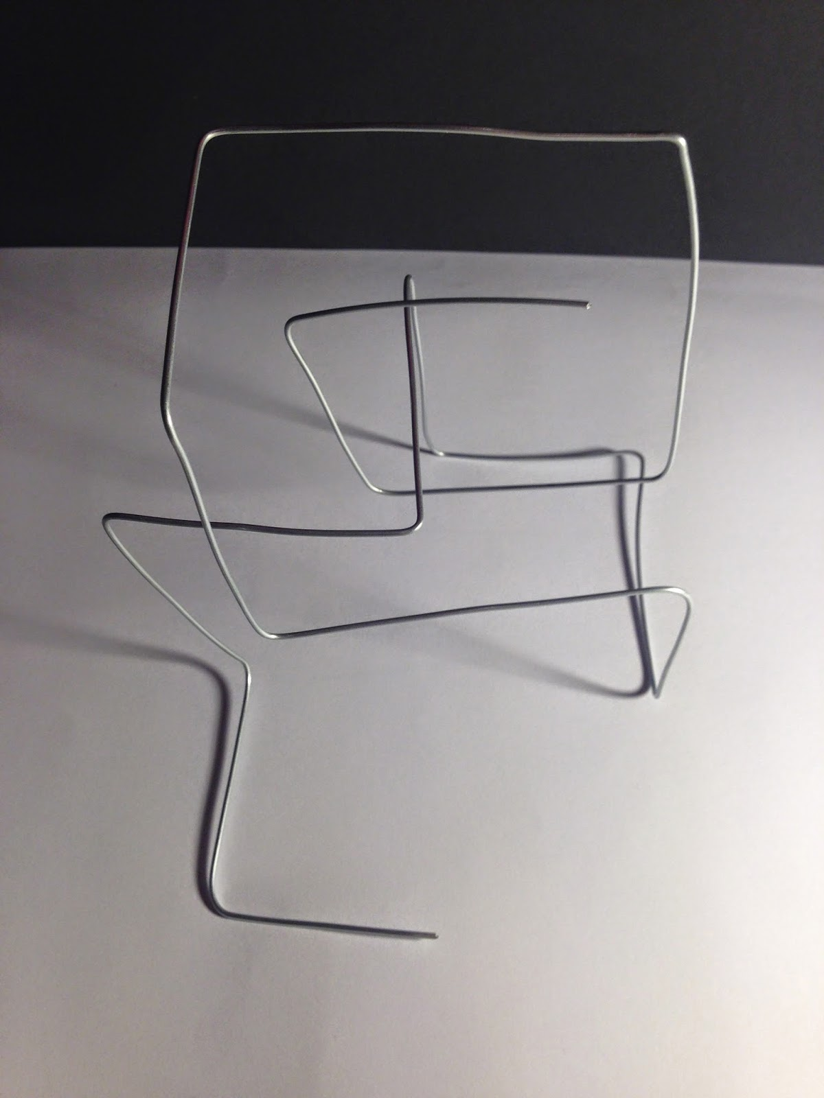 Emma Wall Spatial Design 200 Wire Knot Wiring A Lamp
