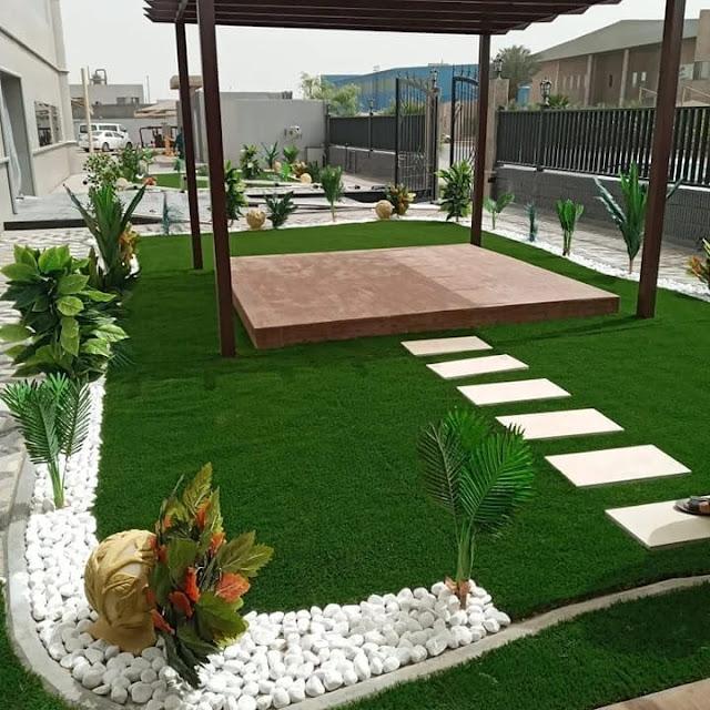 شركة تصميم حدائق بحفر الباطن