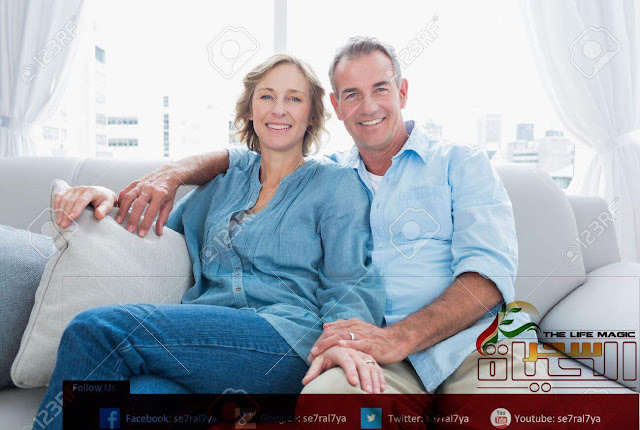 معاني في الحياة الزوجية