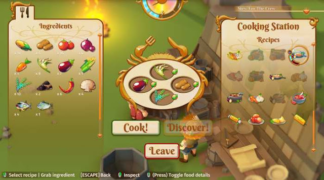 Free download torrent Stranded Sails is a combination of adventure elements and a farming simulator, we can create a world in which your achievements in a certain area will open up new opportunities in another.