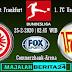 Prediksi Eintracht Frankfurt vs Union Berlin — 25 Februari 2020