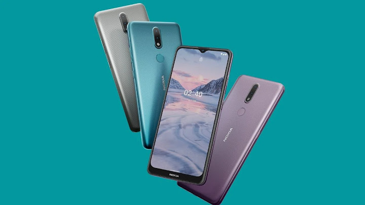 Nokia 2.4 Unveiled With Octa Core MediaTek Helio P22 Processor