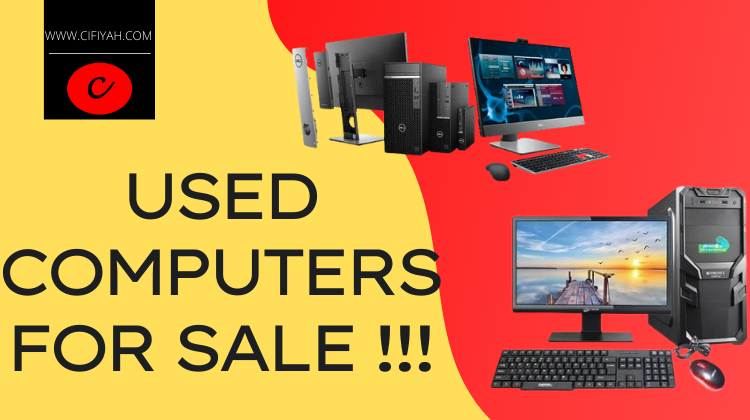 second hand computers for sale