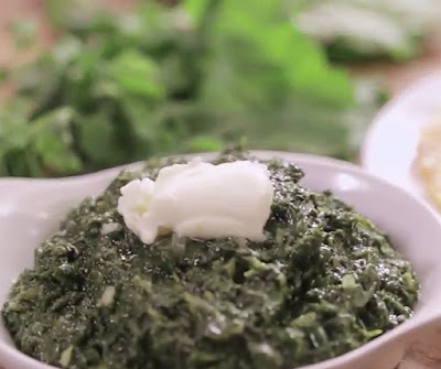 How to make sarson da saag at home step by step