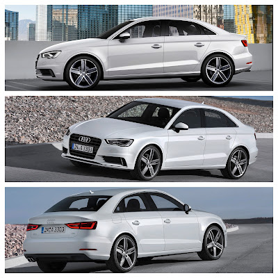 Coming Up Next! Audi A3 Sedan