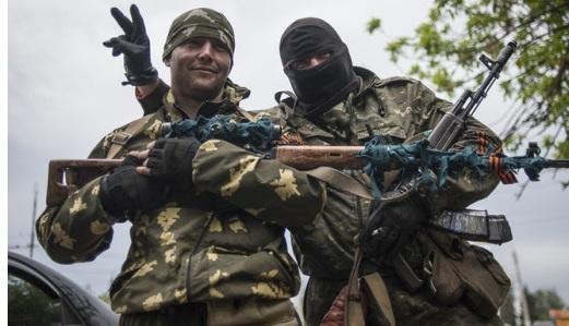 Російські найманці, які воювали на Донбасі, висунули Путіну вимогу