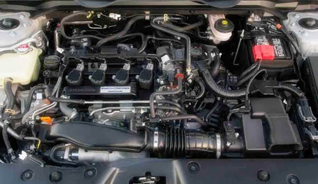 2018 Honda Civic Si Specs
