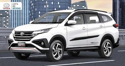 Toyota Rush dan Beragam Fitur Keamanannya