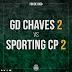 D.Chaves 2 - Sporting 2...Equipa não merecia o frango de Rui Patrício!