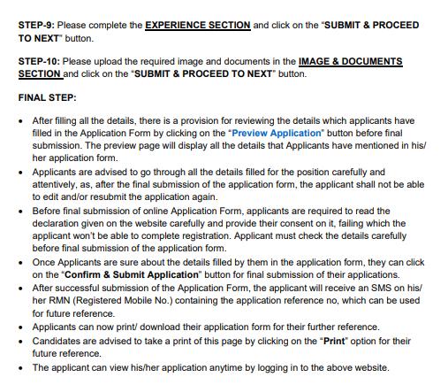 upmscl Recruitment latest news, Syllabus