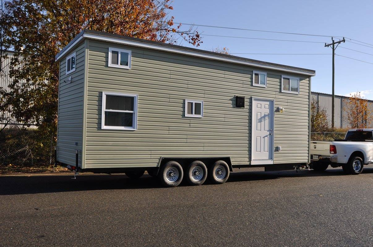 Tiny House Town The Jefferson From Tiny House Building