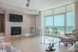 Turquoise Place Resort Condo For Sale Orange Beach AL Real Estate Living Room Unity D802