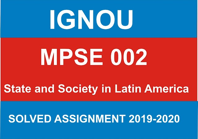 MPSE 002  Solved Assignment
