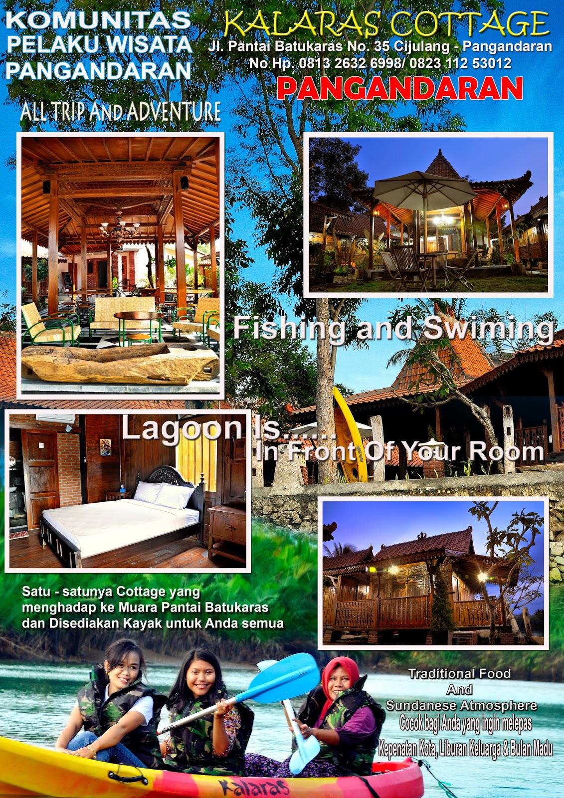 Contoh Desain Pamflet Promo Tempat Wisata - LAPTOP BUTUT