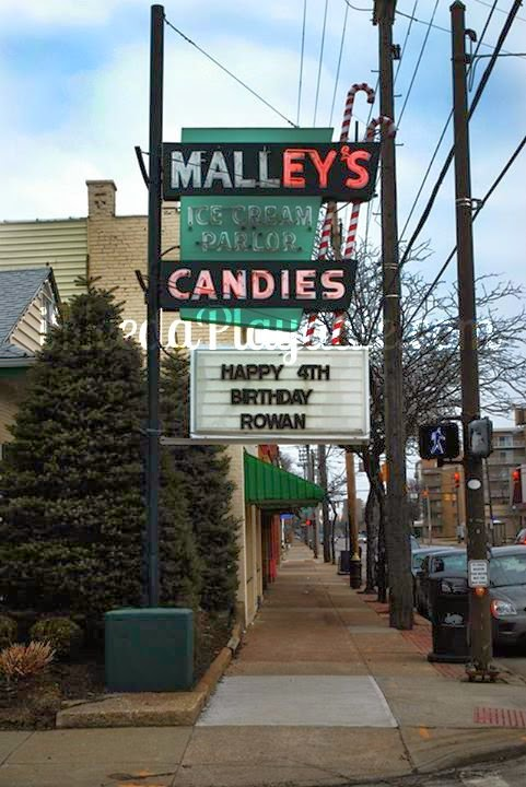 Malleys sign