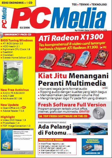 Download Koleksi PDF Majalah PC MEDIA