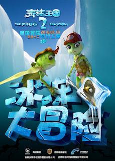 Film The Frog Kingdom 2: Sub-Zero Mission (2016) Full Movie