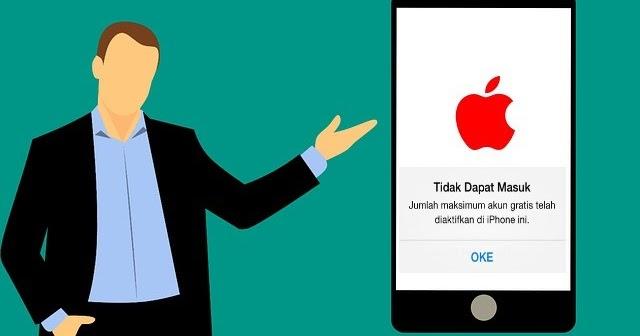 Penyebab Cara Mengatasi Icloud Tidak Dapat Masuk Di Iphone Karena Jumlah Maksimum Pukeva