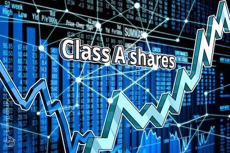 Акции китайских блокчейн-компаний