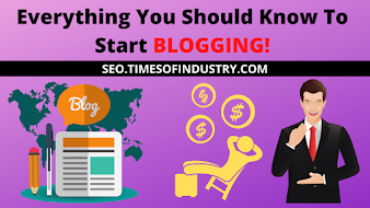 How to Start Blogging And Be An Entrepreneur in 2021!