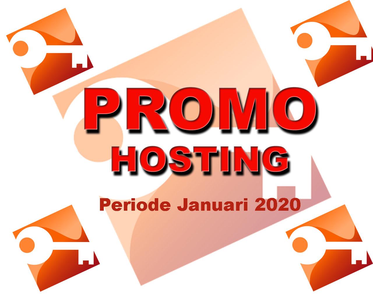 Kode Promo Hosting Indonesia - Januari 2020