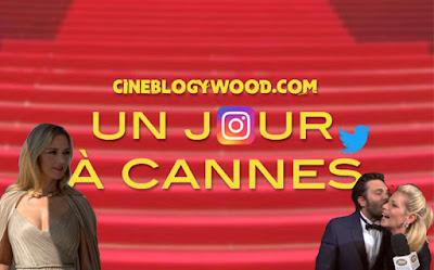 Festival de Cannes 2021 Un jour à Cannes CINEBLOGYWOOD