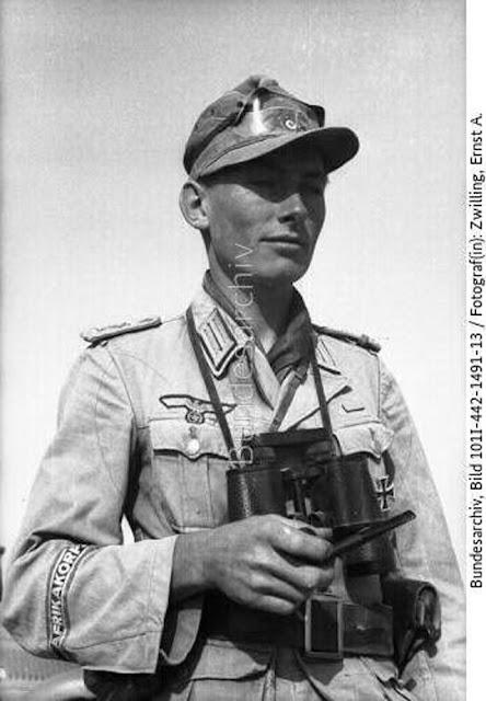 Portrait of Diekmann 3 May 1942 worldwartwo.filminspector.com