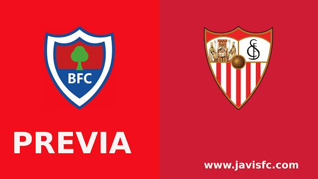 Previa Bergantiños Sevilla FC