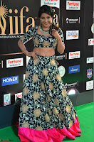 Lakshmi in a Crop Top Choli Ghagra  at IIFA Utsavam Awards 2017  Day 2 at  17.JPG