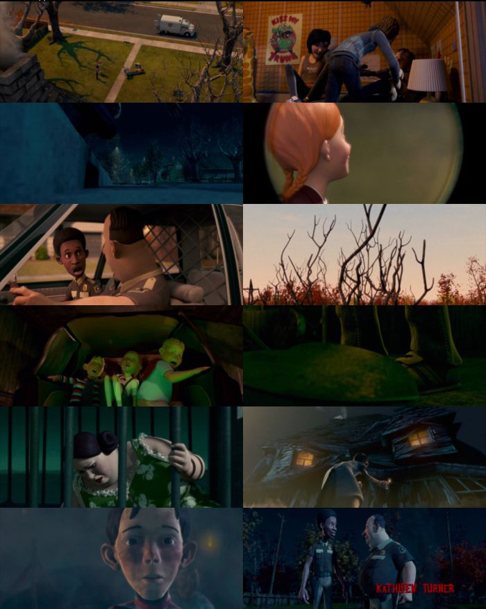 Monster House 2006 Dual Audio