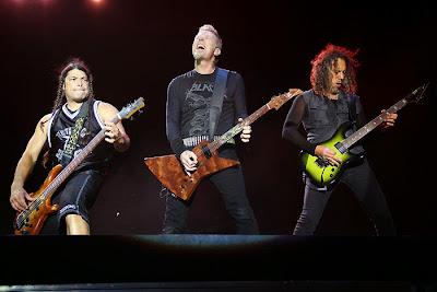 Daftar 10 Grup Musik Metal Terbaik Dunia Sepanjang Kurun Yang Populer