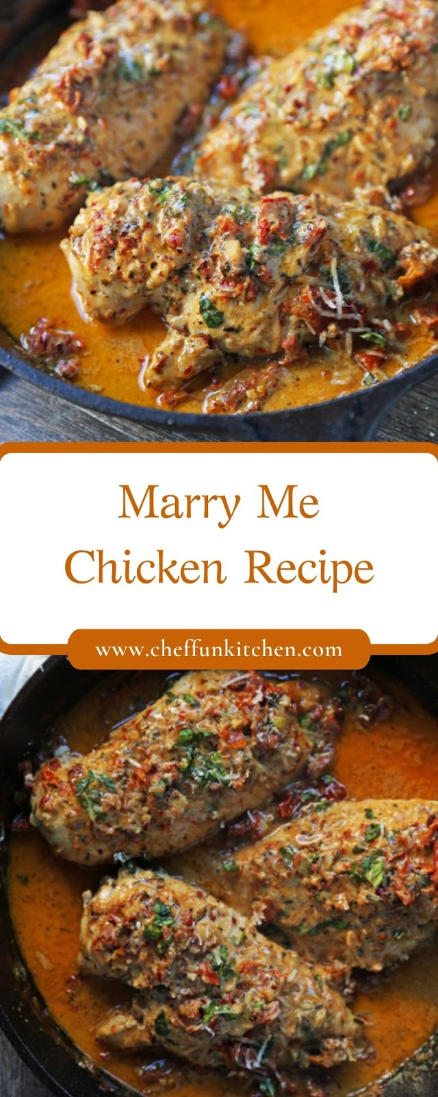 Marry Me Chicken Recipe