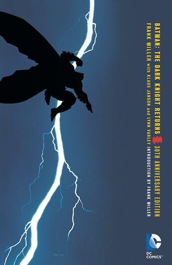 Portada de The Dark Knight Returns