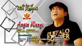 Lirik Lagu Didi Kempot - Angin Wengi