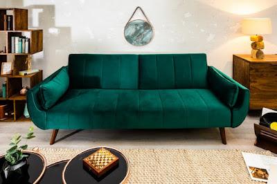 sedačky Reaction, dizajnový nábytok, zamatové sedačky