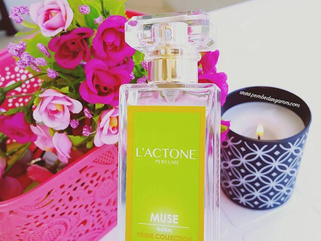 lactone parfüm