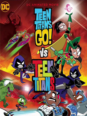 Teen Titans Go! Vs. Teen Titans [2019] [DVD9 R1] [Latino]