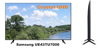 Samsung UE43TU7000 TV