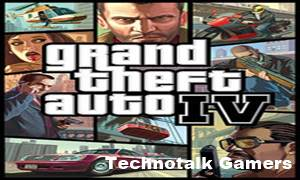 GTA 4 Highly Compressed PC (8 MB)
